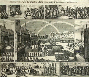 Staroměstská exekuce 21. června 1621.