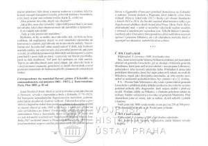 Ukázka z výběru dokumentů k dunajskému tažení.