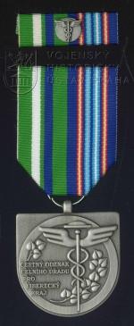 Čestný odznak Celního úřadu pro Liberecký kraj – 2. stupeň