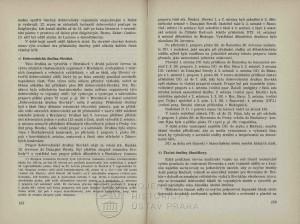 Ukázka textu s popisem slovenských dobrovolnických jednotek. Na druhé straně se nenechte zmást používanou zkratkou SS, v kontextu roku 1919 jde o československé pluky Stráže svobody.
