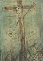 Alén Diviš, Kristus vězeňský, kolem 1942.