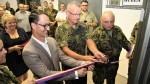 Otevření posádkového muzea logistické podpory v Pardubicích