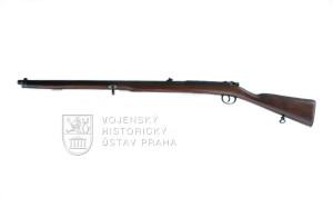 Puška pruské pohraniční stráže Grenzaufsehergewehr M/79