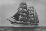 Německá školní plachetnice třídy Gorch Fock