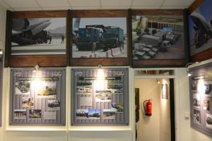Nová expozice logistické podpory
