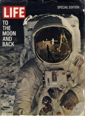 Světový časopis Life věnoval dobytí Měsíce zvláštní vydání