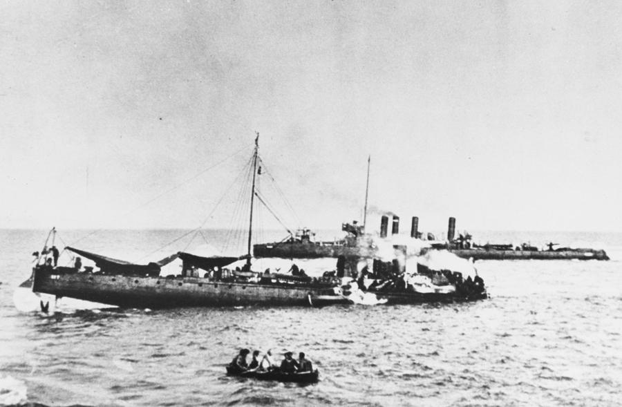 Horké léto 1915 na Jadranu