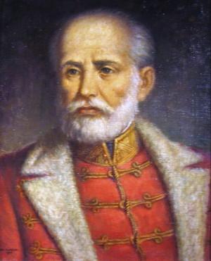 Polský, uherský a turecký generál slezského původu generál Józef Zachariasz Bem, veterán napoleonských válek, patřil k nejschopnějším povstaleckým generálům v Uhrách. Zdroj: Wikipedia.