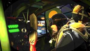 """Záběry z """"virtuální reality"""", které mohou vidět návštěvníci muzea. FOTO: All Seeing Eye"""
