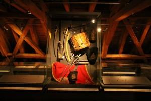 Balení a ukládání exponátů VHÚ z expozice Císařská zbrojnice