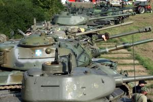 Úvod Tankového dne