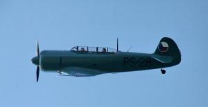 Ukázka letounu C-11 ze sbírek VHÚ