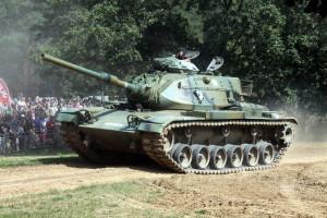 Americký tank M-60