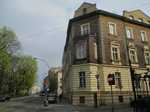 Budova bývalého československého konzulátu na ulici Westerplatte (v roce 1939 Potockého) číslo 8 v Krakově. Konzulát úřadoval v přízemí. Foto: J. Plachý