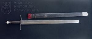 Meč popravčí, počátek 17. století
