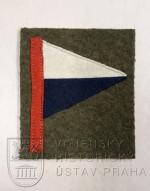 Odznak pro štábní setniny divisních velitelství, Československo, 1919
