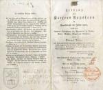 PELET, Jean Jacques. Feldzug des Kaisers Napoleon in Deutschland im Jahre 1809