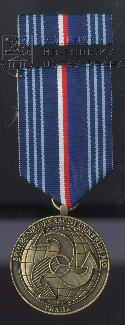 Pamětní odznak Společného operačního centra Ministerstva obrany