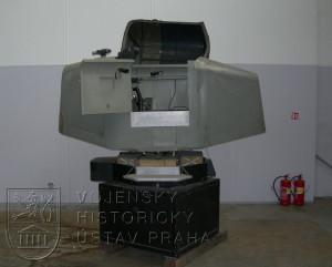 Pilotní cvičná kabina PCK-53