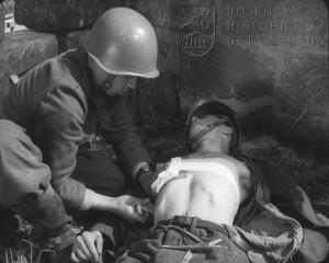 """Film """"První pomoc v boji"""""""