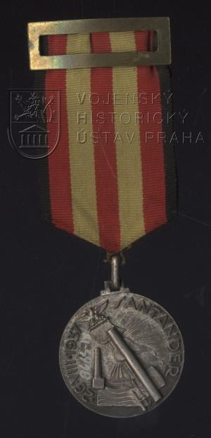 Pamětní odznak za dobytí Santanderu