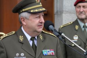První zástupce náčelníka GŠ AČR , generálporučík Jaromír Zůna