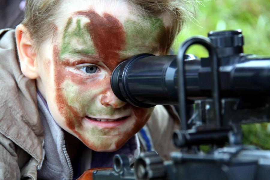 Dětský den v lešanském muzeu opět přilákal tisíce návštěvníků