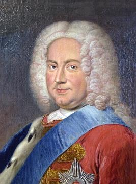 Vévoda Ferdinand Albert II. (1680–1735).