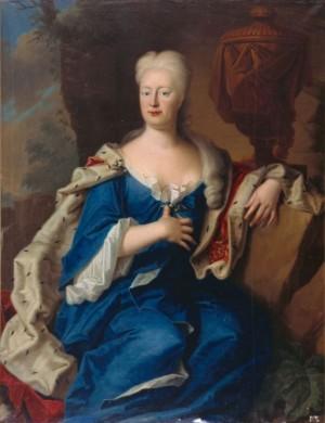 Manželství vévody Ferdinanda Alberta II. bylo údajně velmi šťastné a jeho manželka Antonie Amálie (1696–1762) přivedla na svět osm synů a šest dcer.