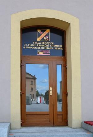 Otevření nové expozice v posádkovém muzeu v Liberci