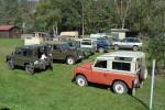VLešanech se konal další Land Rover Day