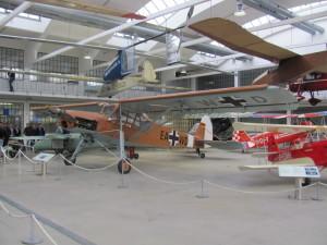 Spojovací a průzkumný letoun Fieseler Fi 156 Storch. FOTO: Ivo Pejčoch