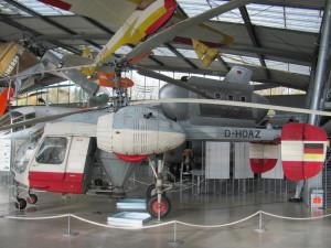 Ruský víceúčelový lehký vrtulník Kamov Ka-26. FOTO: Ivo Pejčoch