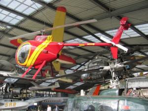 Americký lehký vrtulník Hughes MD 500. FOTO: Ivo Pejčoch