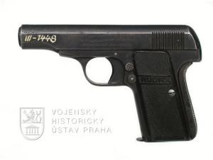 Francouzská pistole Audax model 19