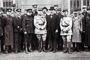 Sté jubileum vzniku Generálního štábu v roce 1919
