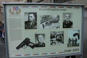 Zahájení výstavy ke 100 letům Generálního štábu
