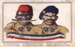 Dr. Wilhelm Raab a sto let stará protičeská pohlednice