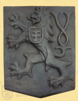 Malý státní znak, 20. léta 20. století.