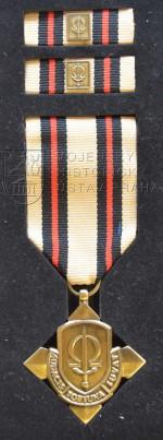 Bronzový kříž SOG