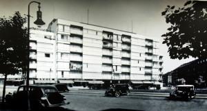 Skleněný palác ve 30. letech