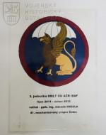 Pamětní deska 3. jednotky poradního a výcvikového týmu OMLT