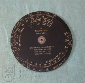 Time & Distance Computer Type D-4