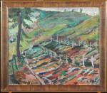 Ladislav Šíma, Hřbitov legionářů pod Col del Rosso, 1919