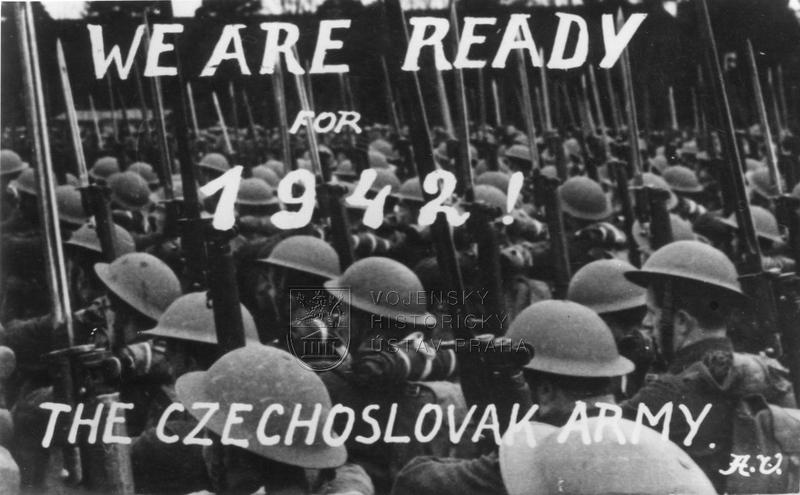 Propagační fotografie, 1942