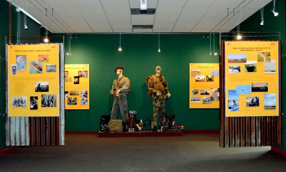 Nová expozice v rámci projektu Posádková muzea, tentokrát v Prostějově
