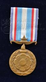 Francouzská Pamětní medaile za operace Organizace spojených národů v Koreji