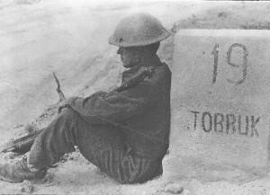 Na obraně Tobruku se podílelo i 750 československých vojáků