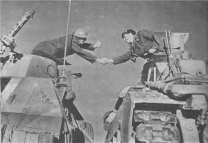 Obklíčený Tobruk byl osvobozen 10. prosince 1941