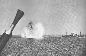 Plavba do Tobruku byla značně nebezpečná